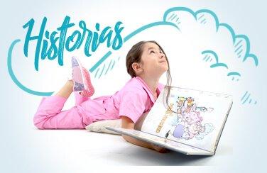 Historias zapatos niños